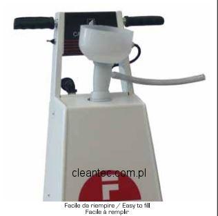 Bardzo dobry Maszyna do czyszczenia wykładzin i dywanów suchą pianą HX97